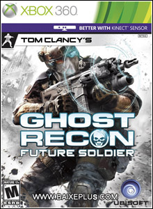 Download Tom Clancys Ghost Recon Future Soldier Xbox 360