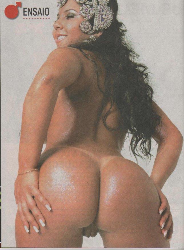 mulher melancia pelada