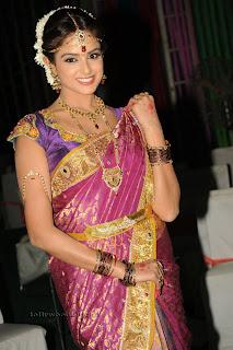 Asmita Sood in Telugu Bridal Attire 002.jpg