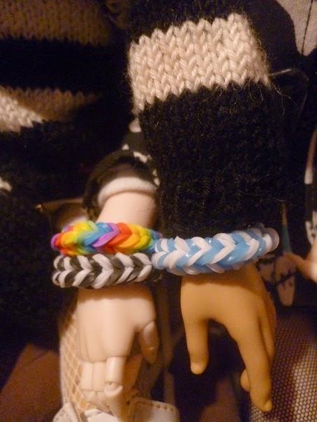 l'atelier des doigts boudiné : des bracelets P1040026