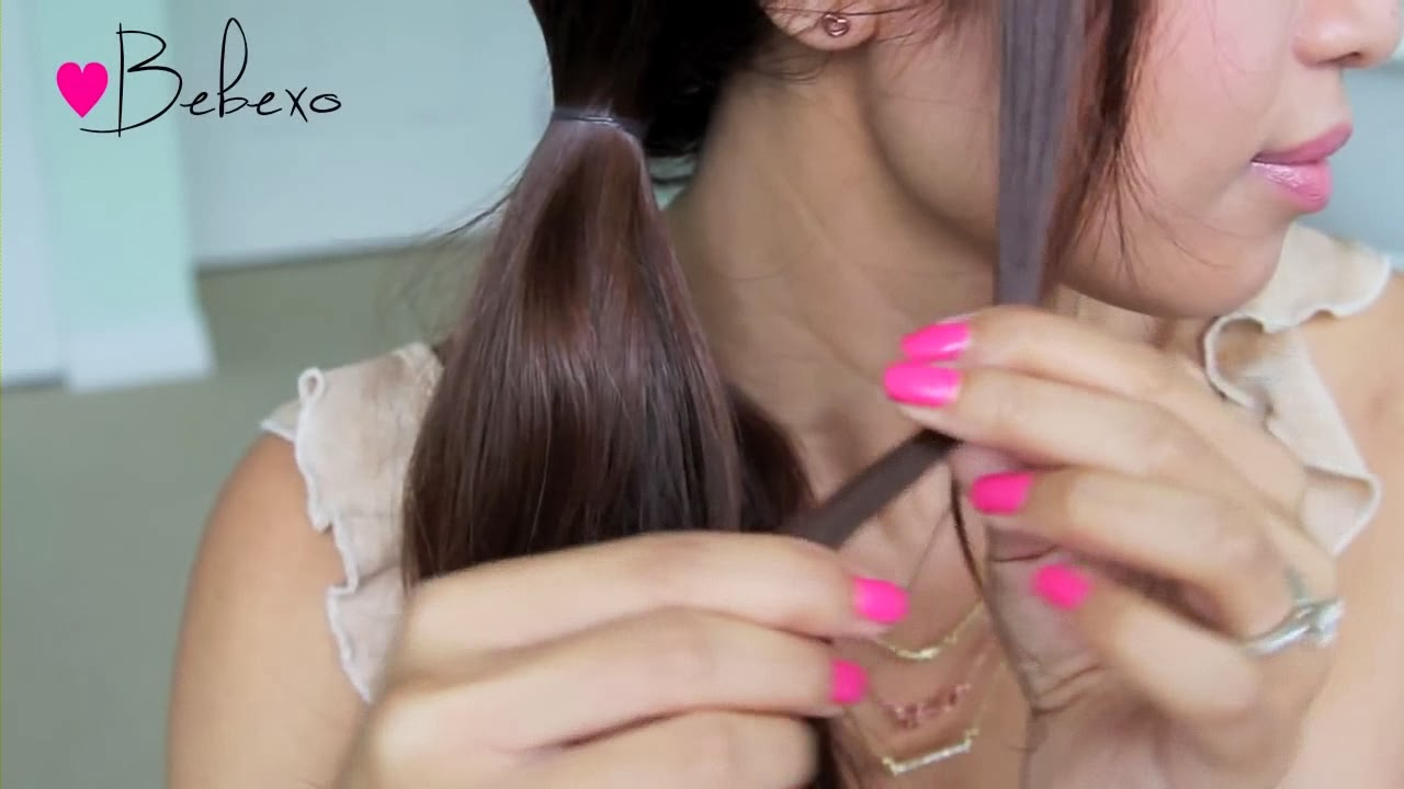 Model+rambut+-Membuat+Kepang+Rambut+Ala+Wanita+China+Hair+Tutorial+ ...