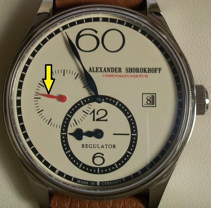 Soviet-Russian Timepiece: Russian Special