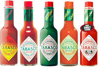Win a gallon of Tabasco Sauce in the 2013 Daily Gallon Giveaway