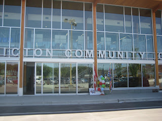 Opening of New Penticton Community Centre