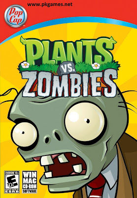 Plants vs Zombie Full Version PC Game Direct Download