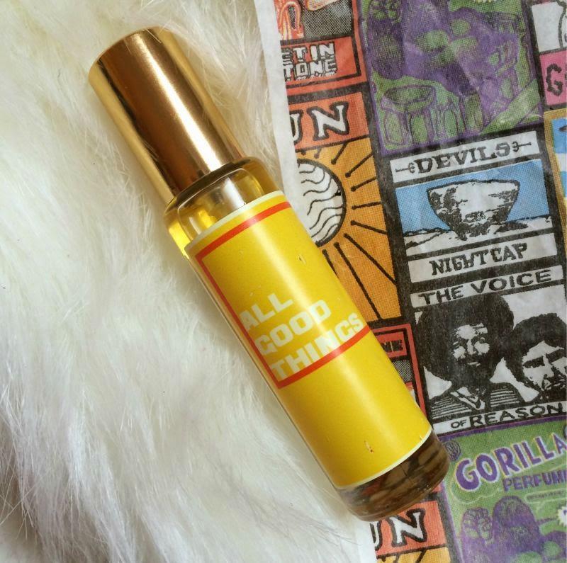 Lush Gorilla Perfume Volume 3