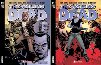 The Walking Dead #31 - Guerra