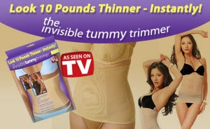 Review Harga Grosir Invisible Tummy Trimmer Waist Belt Sabuk Pelangsing Tubuh Wanita Terbaru