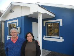 Hortensia Daroch, La Greda, Penco