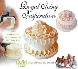 CURSO Royal Icing Inspiration DAVID CAKE