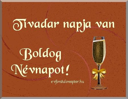 November 9 - Tivadar névnap