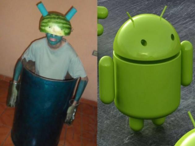 Melhor Cosplay do Android