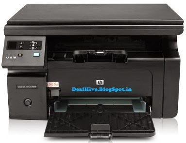 HP LaserJet M1136 Pro Multifuction Printer Rs. 8699