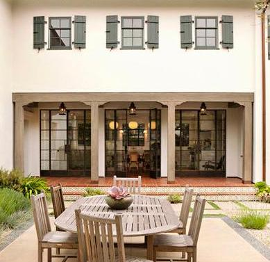 Fachadas de casas estilo de viviendas for Estilos de viviendas