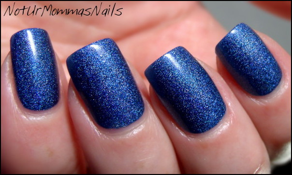 Aly's Dream Polish Blue Lapis #59