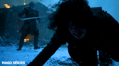 GAME OF THRONES 5ª TEMPORADA EP 8 - CAMINHANTES BRANCOS: