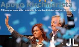 El Blog de Apoyo Kirchnerista