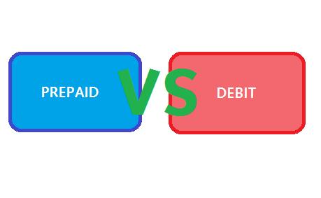 Các lý do nên sử dụng thẻ Prepaid thay cho Debit