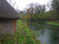 River Anton - fantastic beat but horrible day