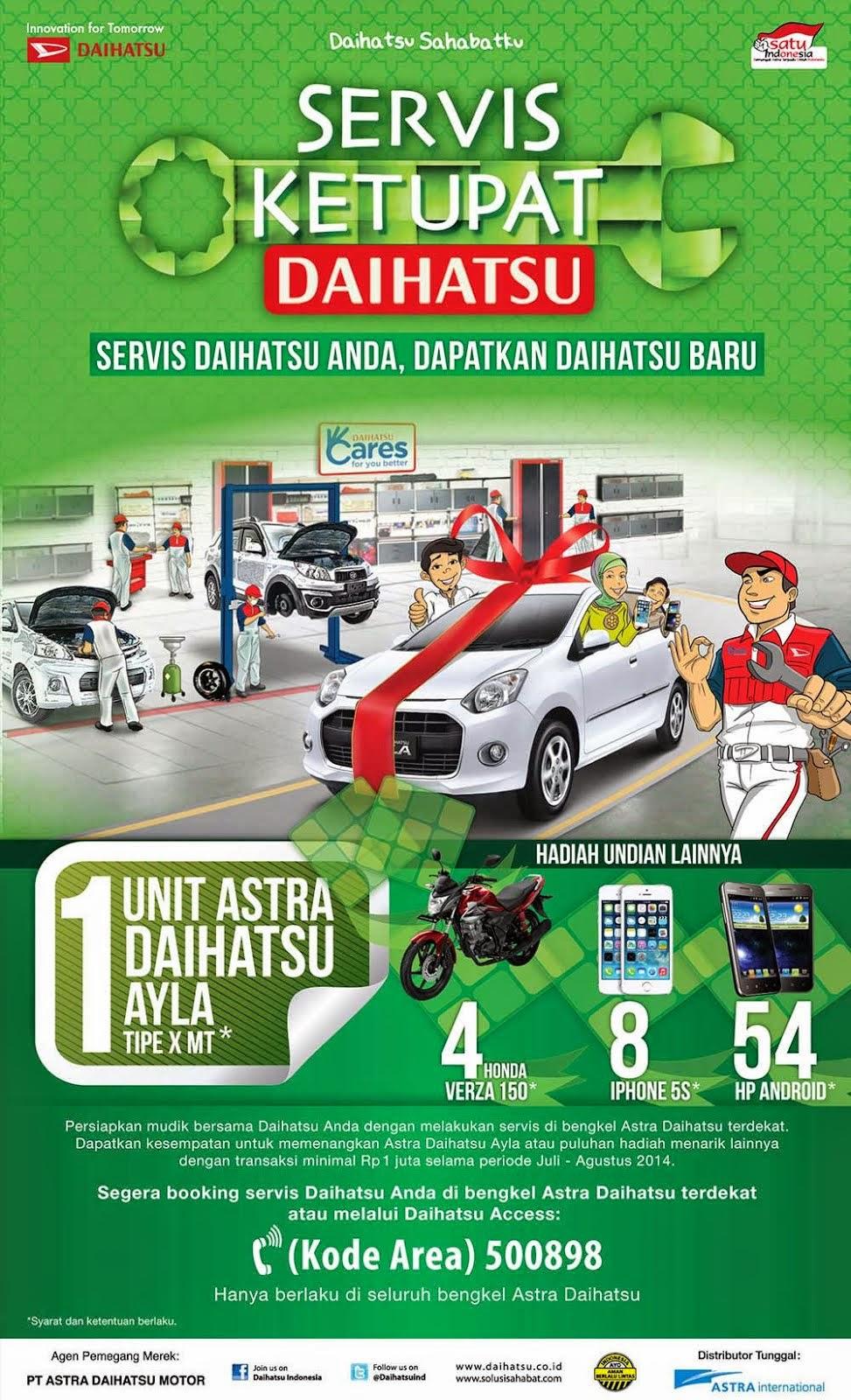 Harga Daihatsu Surabaya