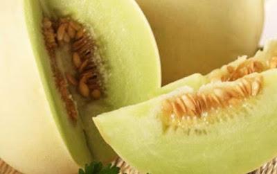 Cara Makan Melon yang Sehat