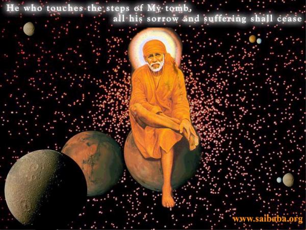 Surrender To Shirdi Sai Baba By Awareness Chanting Golden