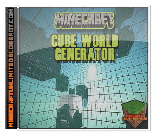Cube World Generator Mod Minecraft