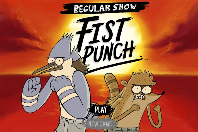 Juego Un Show Más Puñetazo Fist Punch de Cartoon