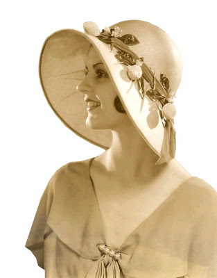 foto antigua de mujer