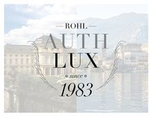 Check out my Lifestyle column over at Rohl's Auth Lux blog