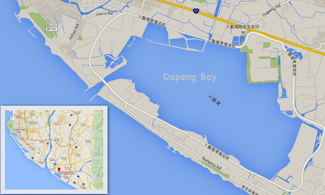 Dapeng-Bay-National-Scenic-Area-大鵬灣-Kaohsiung-Taiwan