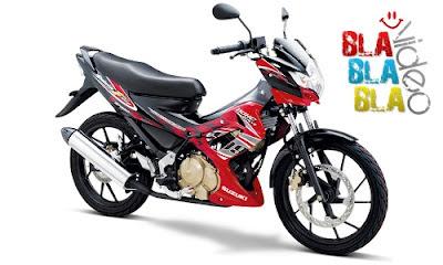 Gambar Satria FU 150 cc Merah