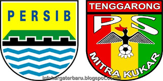 Hasil Skor Persib vs Mitra Kukar | Pertandingan Sabtu 2 Juni 2012