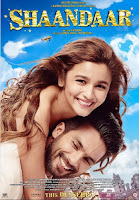 Shaandaar 2015 1CD DVDScr Hindi