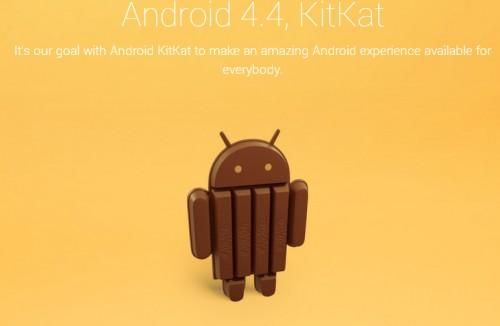 Google svela che la prossima versione di Android 4.4 si chiamerà KitKat
