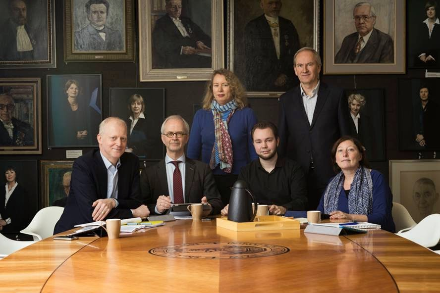 Board members Faculty of Theology, VU Amsterdam