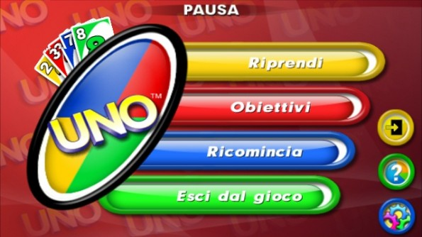 Uno HD game S60v5