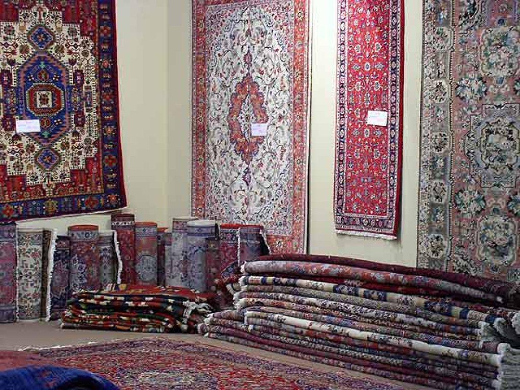 Alfombra persa personal shopper decoraci n selecto for Decoracion persa