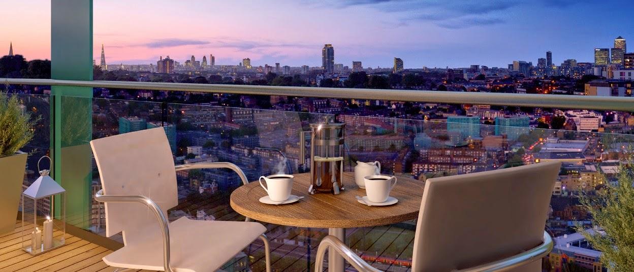 英國倫敦包租、英國房地產仲介、文藝復興景觀