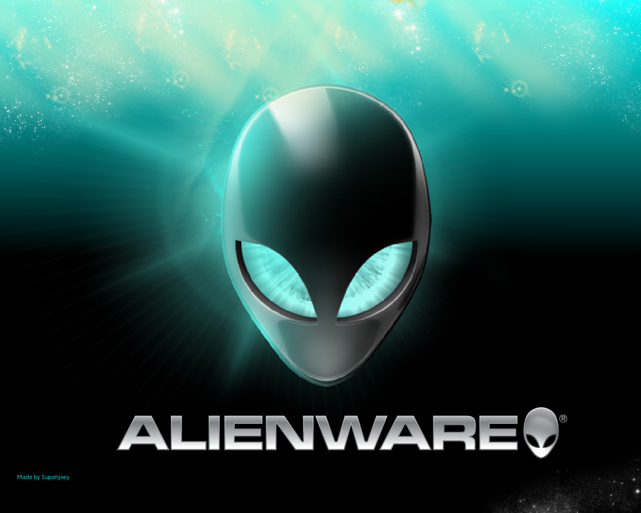 Alienware Screensaver Windows 7