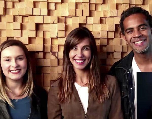Luiza Caspary, Tânia Khalill e Jair Oliveira lançam desafio acessível