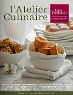 Atelier culinaire thématique sur demande