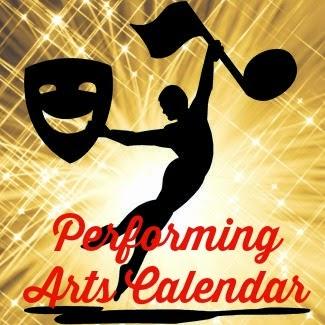 Performing Arts Calendar