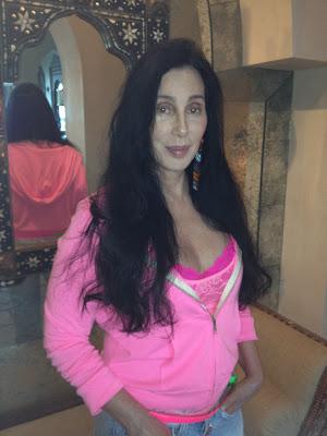 Cher, July 2012
