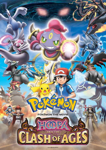 descargar JPokémon the Movie 18: Hoopa and the clash of ages gratis, Pokémon the Movie 18: Hoopa and the clash of ages online