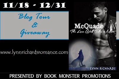 McQUADE Blog Tour