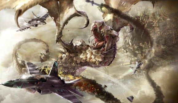 vincent ptitvinc deviantart ilustrações artes conceituais fantasia futurista robôs tecnologia Erradicação de dragões