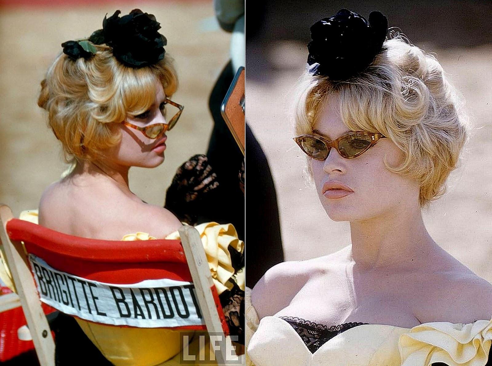 Talentovane i lepe - francuske glumice Brigitte+bardot+viva+maria+1965