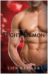 Night Demon by Lisa Kessler (PNR)