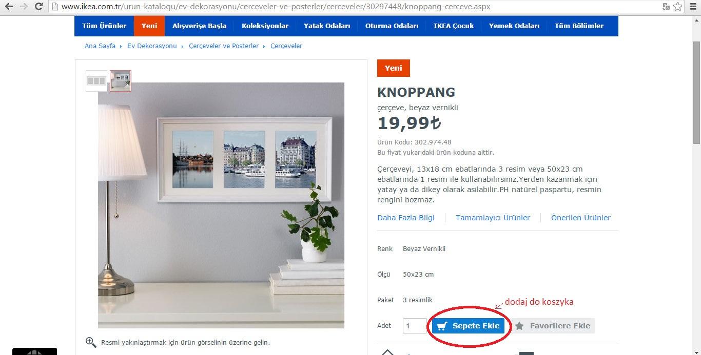 nieruchomo ci turcja zakupy w ikea turcja przez internet. Black Bedroom Furniture Sets. Home Design Ideas